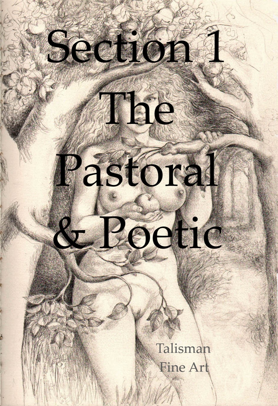 Section 1, The Pastoral & Poetic - Talisman Fine Art