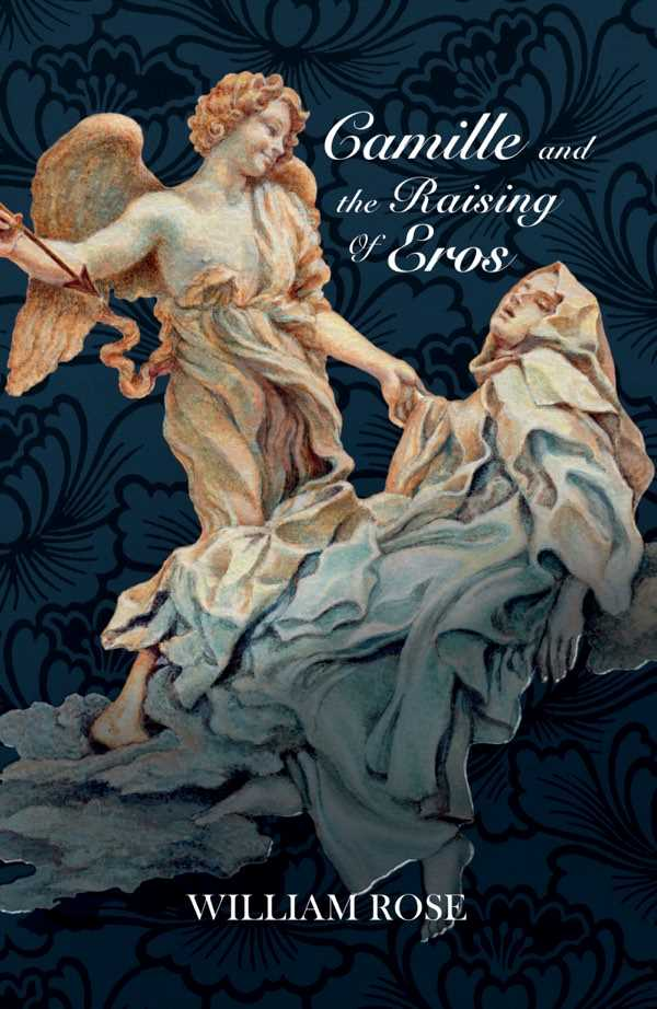 Lynn Paula Russell (after Bernini) Cover drawing for the novel Camille and the Raising of Eros  - Talisman Fine Art