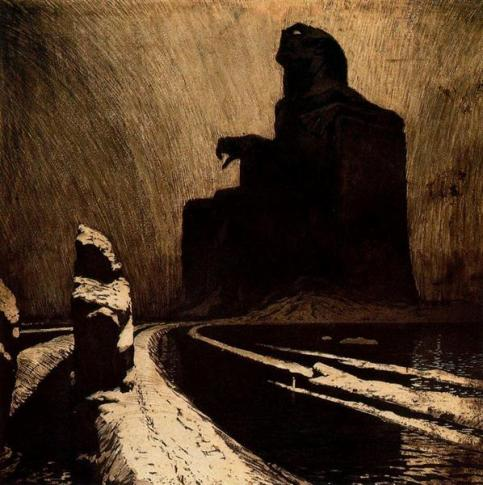 frantisek kupka , the black idol, resistance 2.jpg